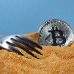 bitcoin_fork_sand